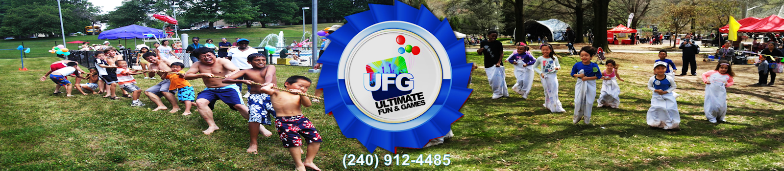 Ultimate Fun and Games